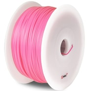 Flashforge™ BuMat™ Elite 1.75 mm 2.2lbs. PLA Filament With Spool For FFF 3D Printer, Pink