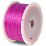 Flashforge™ BuMat™ Elite 1.75 mm 2.2lbs. PLA Filament With Spool For FFF 3D Printer, Purple
