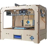 FLASHFORGE™ Creator High Quality 3D Printer With Dual Extrusion Technology