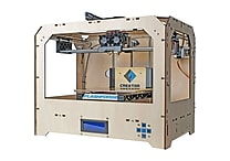 Flashforge Creator 3D Printer With Dual Extrusion Technology