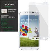 i-Blason HD Matte Bubble Free Screen Protector For Samsung Galaxy S4, White