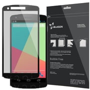 i-Blason HD Bubble Free Screen Protector For Google Nexus 5, Black