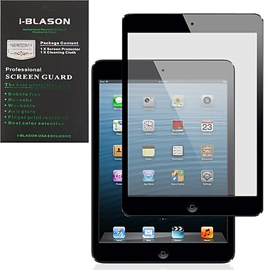 i-Blason HD Matte Bubble Free Screen Protector For iPad 3, Black
