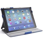 i-Blason Slim Book Shell Stand Folio Case With Bonus Stylus For iPad Air, Blue
