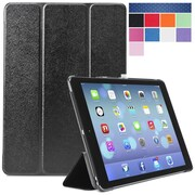 i-Blason i-Folio Smart Cover Slim Hard Shell Stand Case For iPad Air, Green