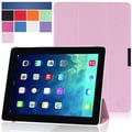i-Blason i-Folio Smart Cover Slim Hard Shell Stand Case For iPad Air, Pink