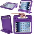i-Blason Armorbox Kido Light Weight Convertible Stand Cover Case For iPad Air, Purple