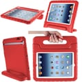 i-Blason Armorbox Kido Light Weight Convertible Stand Cover Case For iPad Air, Red