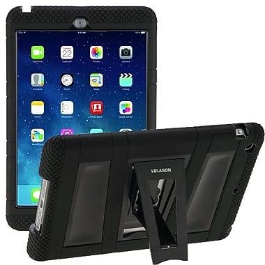 i-Blason IPAD5-ABH-GRN Silicone Case for Apple iPad Air, Green/White