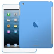 i-Blason IPAD5-TPU-BLUE Thermoplastic Polyurethane (TPU) Skin Case for Apple iPad Air, Blue
