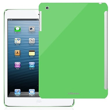 i-Blason MINI2-SC-GREEN Plastic Smart Cover Hard Snap on Slim Fit Case for Apple iPad Mini with Retina Display, Green