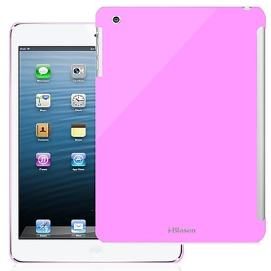 i-Blason Smart Cover Hard Snap On Slim Fit Case For iPad Air, Pink