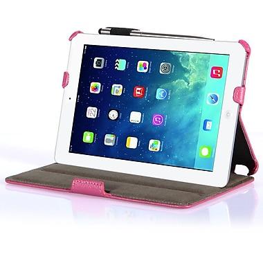i-Blason MINI2-H-MAGENTA Faux Leather Folio Case for Apple iPad Mini, Magenta