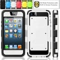 i-Blason Armorbox Dual Layer Hybrid Protective Case For iPhone 5C, White