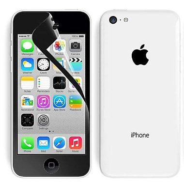 i-Blason HD Matte Bubble Free Screen Protectors For iPhone 5C