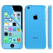 i-Blason HD Matte Bubble Free Screen Protector For iPhone 5C, Blue