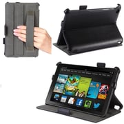 "i-Blason Slim Fit Cover Case For 7"" Amazon Kindle Fire HD 2013, Black"