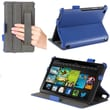 i-Blason Slim Fit Cover Case For 7in. Amazon Kindle Fire HD 2013, Blue