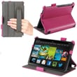 i-Blason Slim Fit Cover Case For 7in. Amazon Kindle Fire HD 2013, Magenta