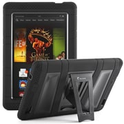 "i-Blason Armorbox 2 Layer Tough Case For 7"" Amazon Kindle Fire HD 2013, Black"