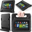 i-Blason Armorbox Kido Series Light Weight Stand Case For 7in. Amazon Kindle Fire HD 2013, Black