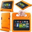i-Blason Armorbox Kido Series Light Weight Stand Case For 7in. Amazon Kindle Fire HD 2013, Orange