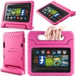 i-Blason Armorbox Kido Series Light Weight Stand Case For 7in. Amazon Kindle Fire HD 2013, Pink