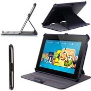 "i-Blason Slim Fit Cover Case For 7"" Amazon Kindle Fire HDX 2013, Black"