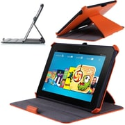 "i-Blason Slim Fit Cover Case For 7"" Amazon Kindle Fire HDX 2013, Orange"