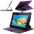 i-Blason Slim Fit Cover Case For 7in. Amazon Kindle Fire HDX 2013, Purple