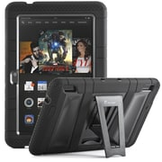 "i-Blason Armorbox 2 Layer Tough Case For 7"" Amazon Kindle Fire HDX 2013, Black"