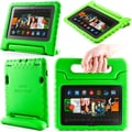 i-Blason Armorbox Kido Series Light Weight Stand Case For 7in. Amazon Kindle Fire HDX 2013, Green