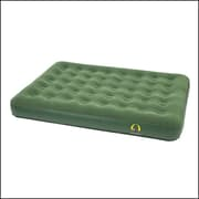 "Stansport™ 78"" x 60"" x 8"" Queen Airbed With Pump, Green"