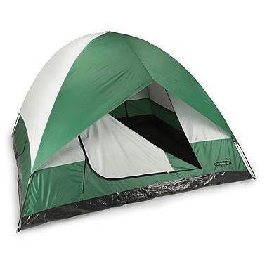 Stansport™ El Capitan 2 Pole Dome Tent, Green/Grey