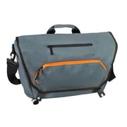 Samsill® Altego™ Polygon Sunfire Series 15 Laptop Messenger, Gray