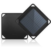 Eton BoostSolar 5000 mAh Portable Battery Charger, Black