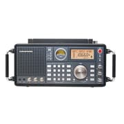 Eton 750 Satellite AM/FM/Shortwave/Aircraft Band Radio With SSB, Black