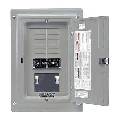 Reliance Controls TRC Indoor Transfer Sub Panel / Link for 60A Utility and 60A Generator