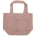 Mastercraft Fabrics Large Shopping Tote; Gingham Grape
