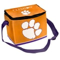 Forever Collectibles NCAA Zipper Lunch Bag; Clemson