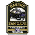 Wincraft NFL Graphic Art Plaque; Baltimore Ravens