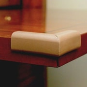 Cardinal Gates Deluxe Corner Cushions; Ivory