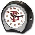 Cottage Garden Collegiate Alarm Table Clock; Florida State University