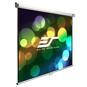 Elite Screens Manual B Series MaxWhite 100'' Projection Screen