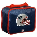 Concept One NFL Lunch Box; New England Patriots