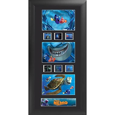 Trend Setters Finding Nemo Trio FilmCell Presentation Framed Graphic Art