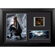 Trend Setters Batman The Dark Knight Rises Ca2man Mini FilmCell Presentation Framed Memorabilia