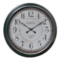 Cheungs Oversized 24.25'' Wall Clock