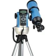iOptron SmartStar R80 GPS Computerized Refractor Telescope; Blue