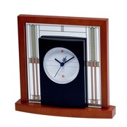Bulova Frank Lloyd Wright Willits Table Mantel Clock